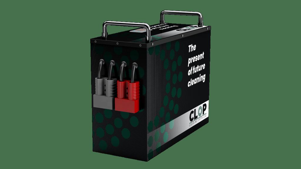 LiFePo4 100Ah akkumulátor